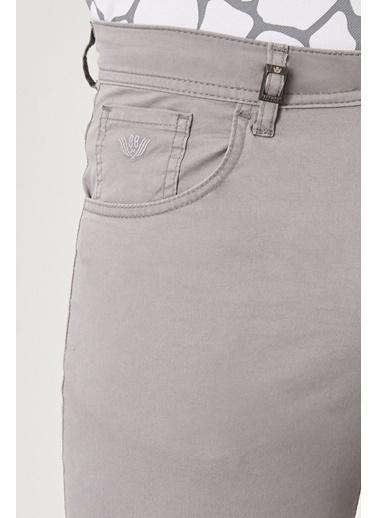 Beymen Business 4B0120200063 Vizon Regular Fit Pantolon  Gri